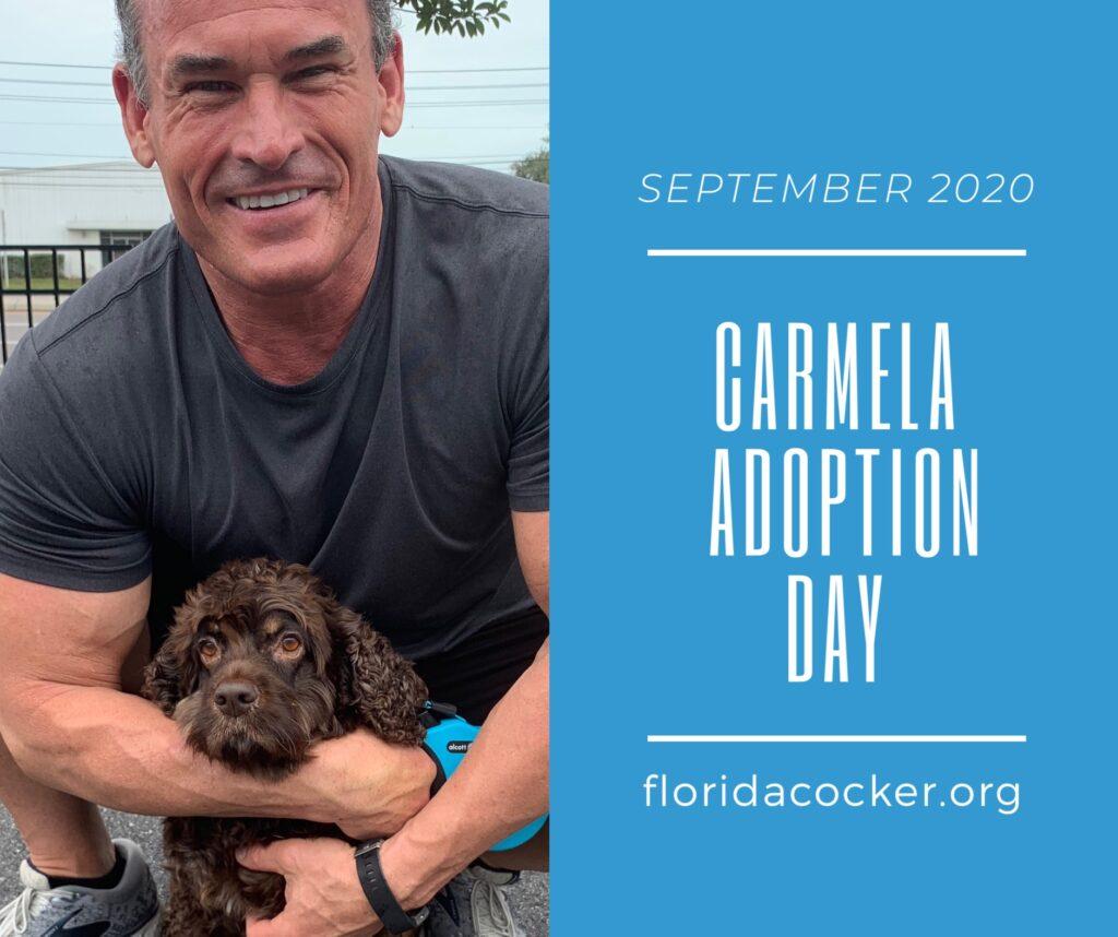 Carmela Adopt